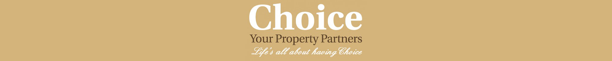 Choice Your Property Partners Banner